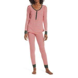 Nordstrom Lingerie Sleepyhead Thermal Pajamas NWT